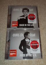 One Direction Niall Horan Louis Tomlinson Made In The AM Album Target Exclusive
