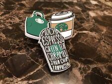New Starbucks Singapore Tote Large Pin Set
