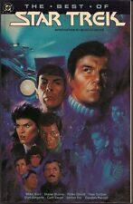 BEST OF STAR TREK THE ORIGINAL SERIES (TOS) DC SC GN TPB KIRK SPOCK+ 240 PGS NEW