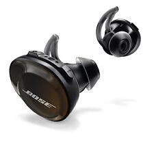 Bose SoundSport Free Wireless In-Ear Headphones  Black *New Factory Sealed*