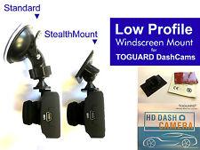 STAFFA di Montaggio a Parabrezza Adesivo Per tuguard Mini Full HD TELECAMERA Dash Dash Cam