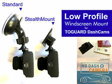 ADHESIVE WINDSCREEN MOUNT BRACKET for TOGUARD Mini Full HD DASH CAMERA DASH CAM