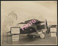 AIRPLANE AVION  the Christmas Bullet  Aeoroplane Aviation  aeronautical  1919