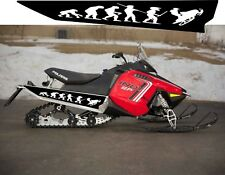 POLARIS 550 600 800 INDY SP LE 120 TUNNEL DECAL STICKER 2014 2015 2016 2017 509