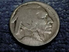 Buffalo Nickel : Scarce Grade 1916-D About Fine