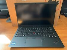 Lenovo ThinkPad X1 Carbon 7th Gen, FHD, i7 8665U, 16GB RAM, 512GB, 3Y Warranty
