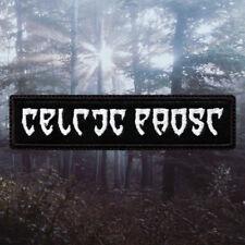 Celtic Frost - Logo | Embroidered Patch | Thrash / Black Metal Band