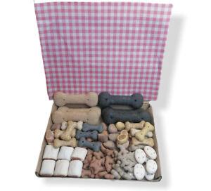 Dog Treat Box/Hamper Selection Box Healthy Snacks Standard Letterbox 250/500g