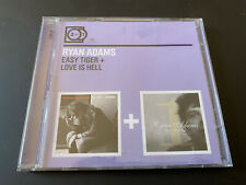 Ryan Adams Easy Tiger/Love Is Hell Parts 1 And 2 CD albums X2 VGC Import
