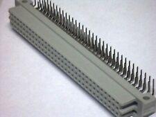 96pol VG-Leiste Federleiste female Buchsenleiste Print 90° 3-reihig 3-row