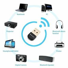 Bluetooth 4.0 USB 2.0/3.0 Mini Dongle Bluetooth Adapter Stick EDR für Win 7/8/10
