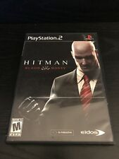 Playstation 2 Hitman Blood Money (Complete)