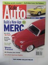 Scale Auto  Magazine   Feb. 2004  Jeff Tann's Hot Rod Garage