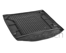 FORD Focus III  Saloon 2010- TAILORED RUBBER BOOT LINER MAT TRAY (spare wheel)