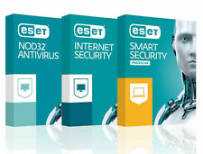 Eset NOD32 Antivirus/Internet Security/Smart Security Premium License Key 2019