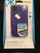 Speck - Candyshell Case For Apple Iphone 4 And 4s - Purple