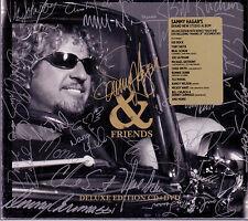 Sammy Hagar & Friends (Cd + Dvd) Deluxe Edition New Sealed Sigillato Van Halen