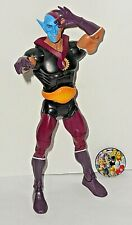 MATTEL DCUC DC UNIVERSE CLASSICS Series 12 Darkseid  ECLIPSO 100% COMPLETE/LOOSE