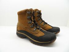 Hush Puppies Men's Jonah Cabe Waterproof Snow Boot Wheat Size 7M