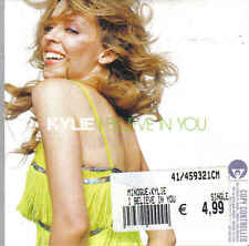 Kylie Minogue-I Believe In You cd single