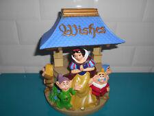 18.3.11.4 Tirelire Blanche neige et les sept nains Disney figurine
