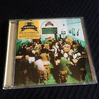 OASIS cd THE MASTERPLAN b-sides Liam Noel Gallagher brit pop