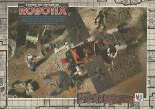 X9535 Il tuo futuro è nelle tue mani con ROBOTIX - Pubblicità 1986 - Advertising