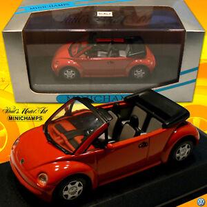 311) Minichamps - VW New Beetle Concept 1994 - Mint in box !!!