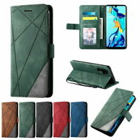 Flip Leather Wallet Stand Case Cover For Huawei P40 Pro P30 Lite Mate 30 P Smart