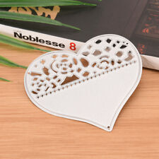 Love heart Metal Cutting Die Stencil Scrapbook Album Paper Card Emboss Craft �Us