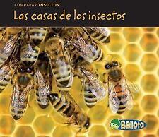 Las casas de los insectos (Bug Homes) (Bellota) (Spanish Edition)