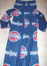 New~NIP~DETROIT PISTONS Logo Snuggie Blanket ~ Great Gift~One Size~ SGA