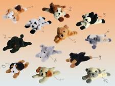 AIMANT PELUCHE CHIEN 12 MODELES DIFFERENTS