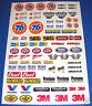 RC Nascar 10th 1:10 scale '76'  stickers decals Tamiya HPI Associated Losi