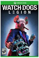 Watch Dogs: Watchdogs Legion Microsoft Xbox One BRAND NEW SEALED
