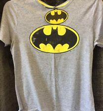 Ladies size 24 Batman Tshirt New Licenced Awesome Style Free Postage