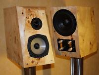 Mistral BOW-III 6 Ohms 60W x 2 Hifi Bookshelf Speaker