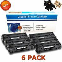 6PK CF283X Toner Cartridge for HP 83X LaserJet Pro M201 M201dw M225dn M225dw MFP