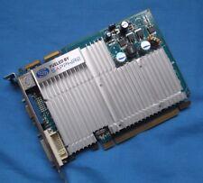 Sappire HD 2400 XT 256 MB GDDR 3 PCI-E tarjeta de gráficos DVI/VGA/video