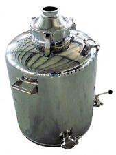 Stainless Steel Milk Can Distilling Boiler - 26 Gallon, Scratch/Dent Special!!!