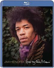 Jimi Hendrix-Hear My train A Comin 'BLU-RAY CLASSIC ROCK & POP NUOVO
