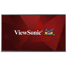 "Viewsonic CDE5010 50"" 4K UHD Commercial Digital Display, Multi-Core Media Player"
