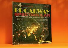 STANLEY BLACK - BROADWAY SPECTACULAR - LONDON IN SHRINK EX VINYL LP RECORD (1)
