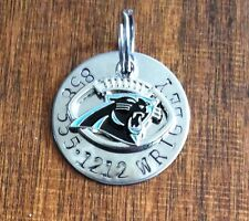 Carolina Panthers   NFL Custom Dog /Cat Pet ID Tag, Your Pets Name And #