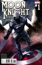 Moon Knight #1A, NM 9.4, 1st Print, 2011 Flat Rate Shipping-Use Cart