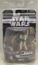 "Star Wars Boba Fett The Saga Collection #006 NIB Hasbro 2006 3.75"" Tall Figure"