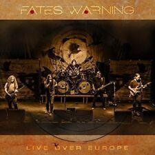 FATES WARNING LIVE OVER EUROPE DOPPIO CD NUOVO SIGILLATO