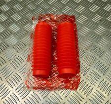 Ariete Fork Gators 42mm Red Motorcycle 09913-r