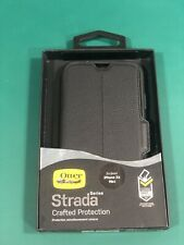 Genuine OtterBox Strada Wallet Rugged Folio Flip Case Cover For iPhone XS Max