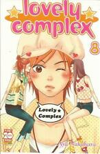 LOVELY COMPLEX RISTAMPA 8 PLANET MANGA PANINI NUOVO